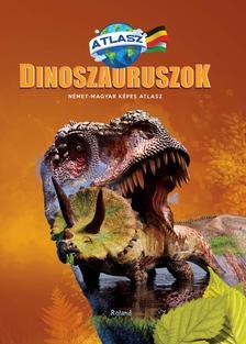 szerk.Guiu Claudia - Dinoszauruszok, képes atlasz, Német-Magyar