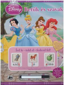 - Disney Hercegnők - Betűk és szavak