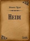 Nada Horvat Johanna Spyri, - Heidi [eKönyv: epub, mobi]