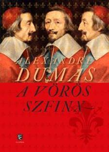 Dumas, Alexandre - A Vörös Szfinx