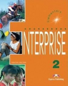 Jenny Dooley - Virginia Evans - ENTERPRISE 2. - ELEMENTARY - COURSEBOOK - CD-VEL -