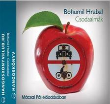 Bohumil Hrabal - CSODAALMÁK - HANGOSKÖNYV