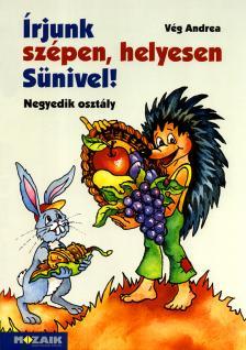 - MS-1523 ÍRJUNK SZÉPEN, HELYESEN SÜNIVEL 4.