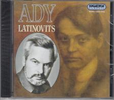 Ady Endre - ADY ENDRE VERSEI ÉS ÍRÁSAI CD13735
