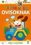 Anna Podgórska - Játék a matricákkal - Színes világ ovisoknak 2. rész