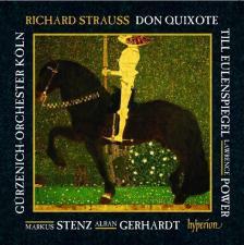 RICHARD STRAUSS - DON QUIXOTE - TILL EULENSPIEGELS CD