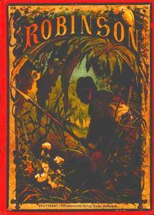 Campes, J. H. - Robinson Krusoe [antikvár]