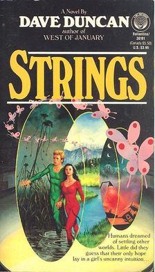 Dave Duncan - Strings [antikvár]