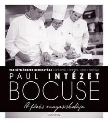 Paul Bocuse - A főzés magasiskolája #