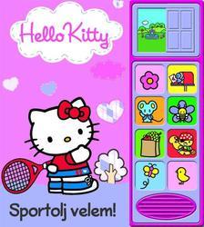 66612 - Hello Kitty - Sportolj velem!