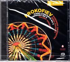PROKOFIEV - PIANO CONCERTO NO.3 - SYMPHONY NO.5 CD