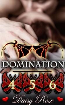 Rose Daisy - Domination 4 - 6 [eKönyv: epub, mobi]