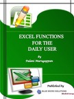 Murugappan Palani - Excel Functions For The Daily User [eKönyv: epub,  mobi]