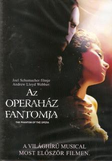 SCHUMACHER, J. - OPERAHÁZ FANTOMJA / MUSICAL