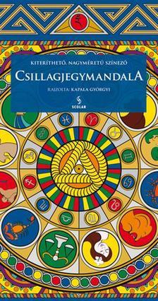 Kapala Györgyi - Csillagjegymandala