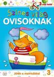 Anna Podgórska - Játék a matricákkal - Színes világ ovisoknak 3. rész