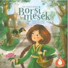 Gáll Viktóra Emese - Borsi mesék