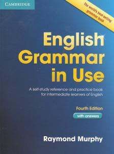 Raymond Murphy - ENGLISH GRAMMAR IN USE WITH ANSWER 4TH EDITION