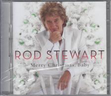 MERRY CHRISTMAS,BABY CD + BONUS DVD ROD STEWART