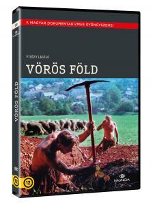 Vitézy László - VÖRÖS FÖLD DVD