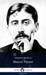 Marcel Proust - Delphi Complete Works of Marcel Proust (Illustrated) [eKönyv: epub,  mobi]