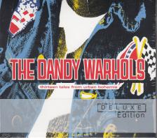 THIRTEEN TALES FROM URBAN BOHEMIA 2CD DELUXE EDITION THE DANDY WARHOLS