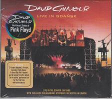 DONIZETTI - DAVID GILMOUR LIVE IN GDANSK CD