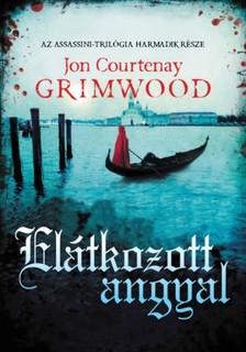 Grimwood John Courtenay - Elátkozott angyal [eKönyv: epub, mobi]
