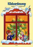 Radvány Zsuzsa - Kiskarácsony - kifestő foglalkoztató<!--span style='font-size:10px;'>(G)</span-->
