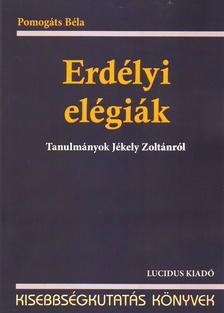 Pompgáts Béla - Erdélyi elégiák
