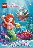 - Lego Disney Princess: Játssz együtt a hercegnőkkel!