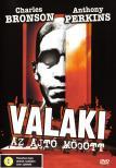 Nicolas Gessner - VALAKI AZ AJTÓ MÖGÖTT - DVD