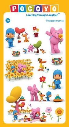 Zinkia Entertainment - Pocoyo matricacsomag - Tavasz