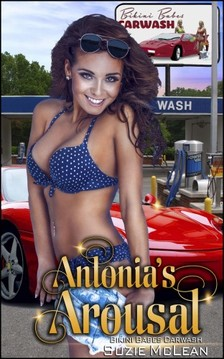 Moira Nelligar Suzie McLean, - Antonia's Arousal - Book 2 of Bikini Babes Carwash [eKönyv: epub, mobi]
