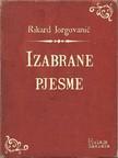 Jorgovaniæ Rikard - Izabrane pjesme [eKönyv: epub, mobi]