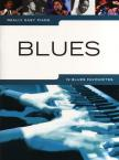 - BLUES. REALLY EASY PIANO, 19 BLUES FAVOURITES