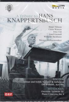 WAGNER,BEETHOVEN - A TRIBUTE TO HANS KNAPPERTSBUSCH,DVD
