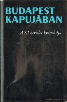 Dr. Bozsó László (szerk.), Dr. Dáni János (szerk.), Grubics István, Dr. Máté György - Budapest kapujában [antikvár]