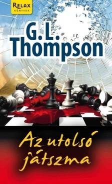 Thompson G.L. - Az utolsó játszma [eKönyv: epub, mobi]