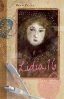 Gévai Csilla - Lídia 16  - Tilos az Á Könyvek