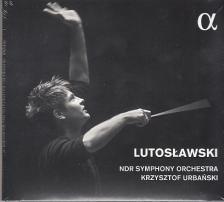 LUTOSLAWSKI - CONCERTO FOR ORCHESTRA - LITTLE SUITE CD KRZYSZTOF URBANSKY