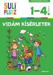 Kali Nóra - Mojzes Krisztina - Szeydl Kinga - Vidám kísérletek<!--span style='font-size:10px;'>(G)</span-->