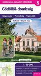 - Gödöllői-dombság kerékpáros térkép 2.,  aktualizált kiadás