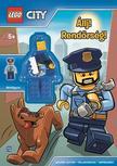 - LEGO CITY - Állj! Rendőrség! + ajándék minifigurával