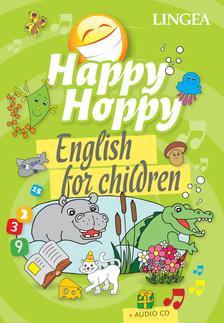 Mgr. Janka Beláňová - Happy Hoppy Könyv + Audio CD