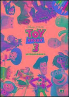 Toy Story 3 kifestő