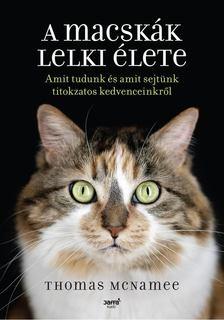 Thomas McName - A macskák lelki élete [antikvár]