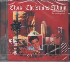 - ELVIS` CHRISTMAS ALBUM CD  12 SONGS: WHITE CHRISTMAS,HERE COMES SANTA CLAUS