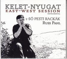 KELET-NYUGAT (EAST-WEST SESSION INTRUMENTAL) CD