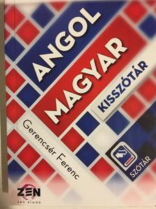 . - Magyar-Angol, Angol-Magyar kisszótár-Úton a nyelvvizsgához
